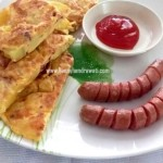 Spanish Omelet With Corned Beef