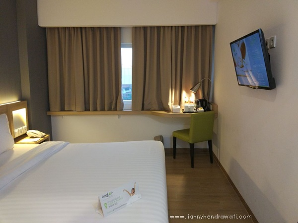 Superior Double Room Whiz Prime Hotel Malang